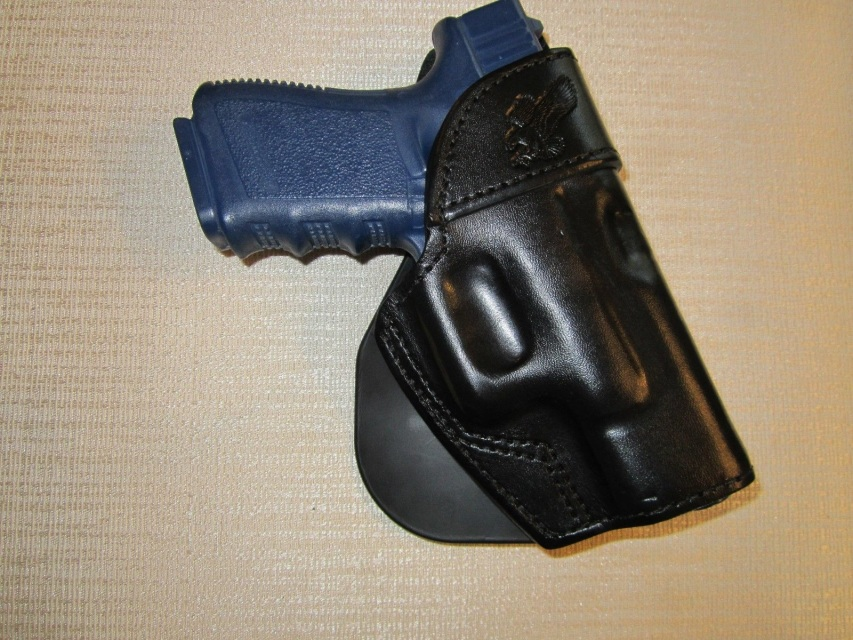 ITEM # 268 GLOCK 30, 30s, 29, 29s PADDLE HOLSTER, formed ...